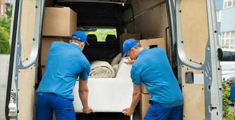 Residential Moving and Storage