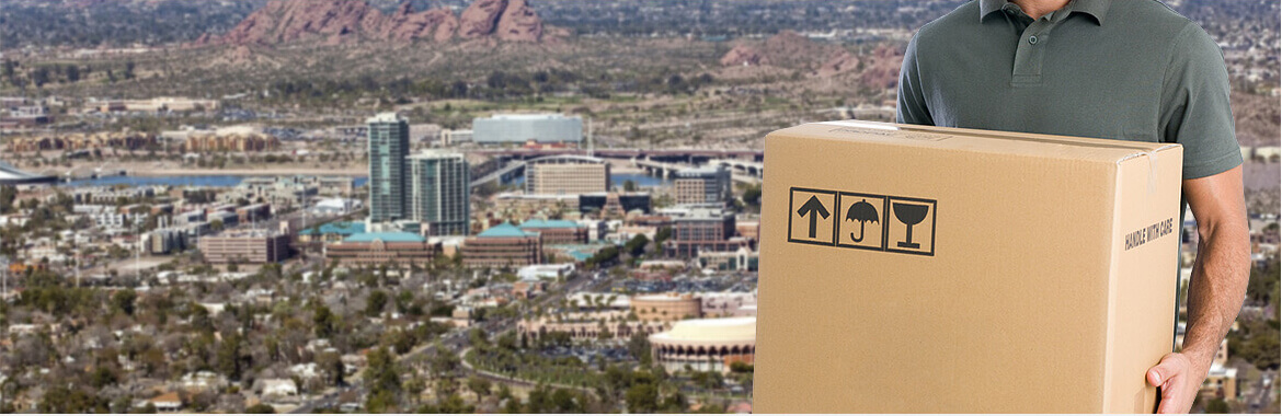 Experienced, Reliable Arizona Sun City AZ Movers